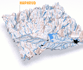 3d view of Haphrud