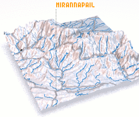3d view of Mirān na Pail