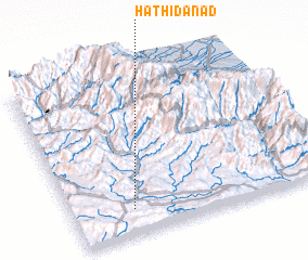 3d view of Hāthi Danad