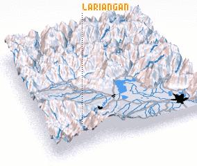 3d view of Lariāngan
