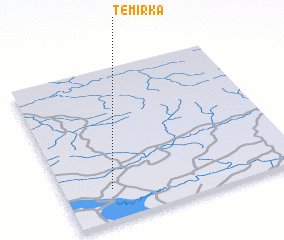 3d view of Temirka