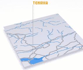 3d view of Temirka