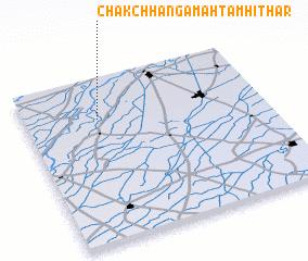 3d view of Chak Chhānga Mahtam Hithār