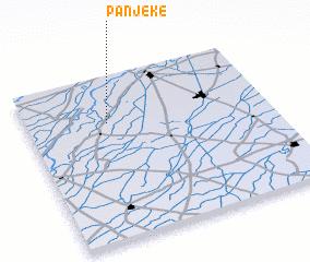 3d view of Panjeke