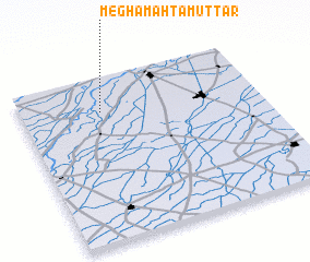 3d view of Megha Mahtam Uttār