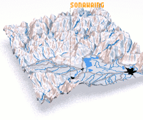 3d view of Sonawaing
