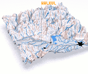 3d view of Walkul