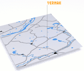3d view of Yermak