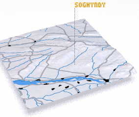 3d view of Soghyndy
