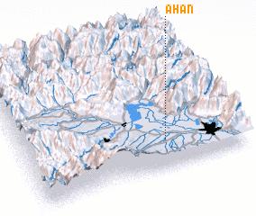 3d view of Āhan