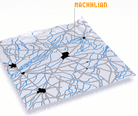 3d view of Machhliān