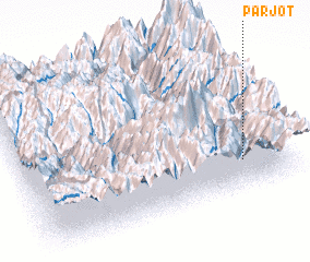 3d view of Parjot