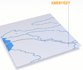3d view of Karayevy