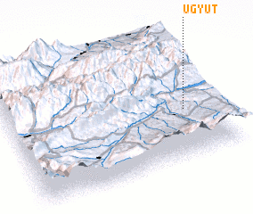 3d view of Ugyut