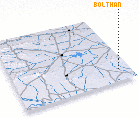 3d view of Bolthān