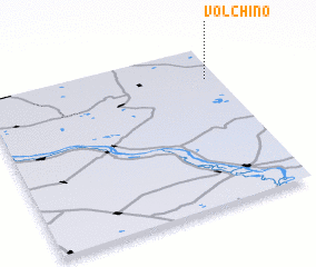 3d view of Volchino