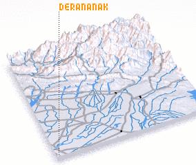 3d view of Derā Nānak
