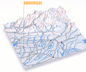 3d view of Kānungoi