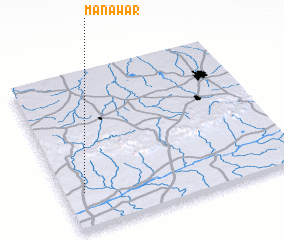 3d view of Manāwar