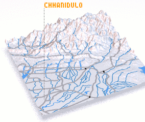 3d view of Chhani Dulo