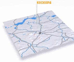 3d view of Kos-Kopa