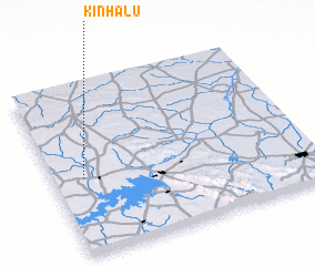 3d view of Kinhālu
