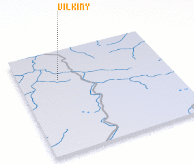 3d view of Vilkiny