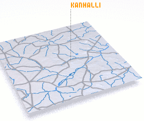 3d view of Kanhalli