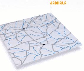 3d view of Jadhāla