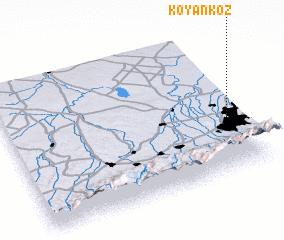 3d view of Koyankoz