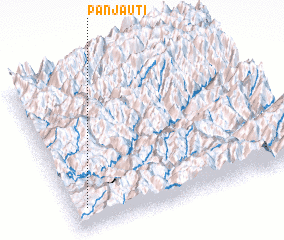 3d view of Panjauti