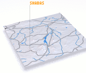 3d view of Shabas