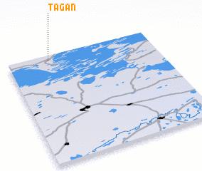 3d view of Tagan