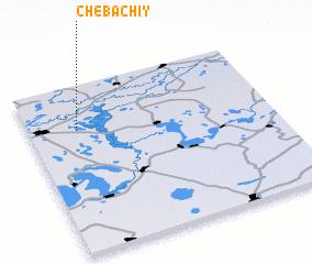 3d view of Chebachiy