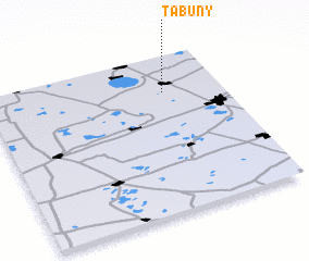 3d view of Tabuny