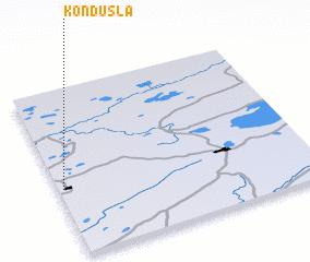 3d view of Kondusla