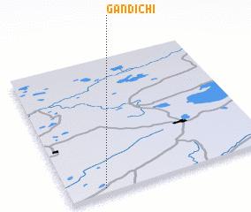3d view of Gandichi
