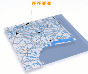 3d view of Pāppanād