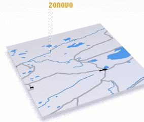 3d view of Zonovo