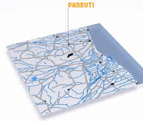3d view of Panruti