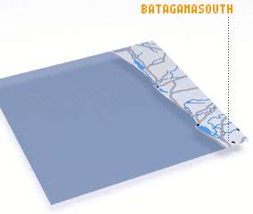 3d view of Batagama South
