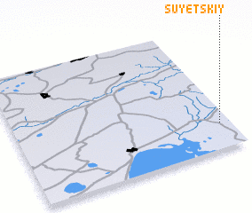 3d view of Suyetskiy