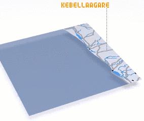 3d view of Kebella-agare