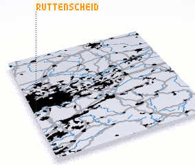 3d view of Rüttenscheid