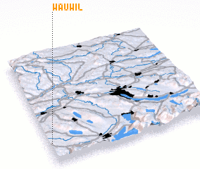 3d view of Wauwil