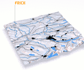 3d view of Frick