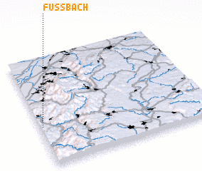 3d view of Fußbach