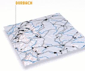 3d view of Durbach