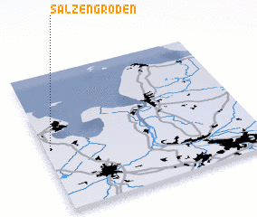 3d view of Salzengroden