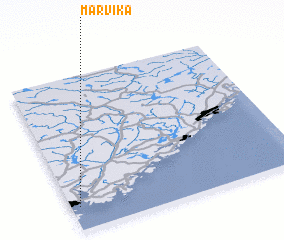 3d view of Marvika